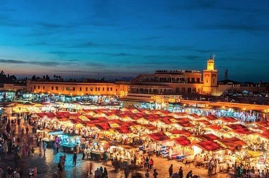 Car Hire Marrakech Morocco