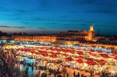 Car Hire Marrakech Morocco
