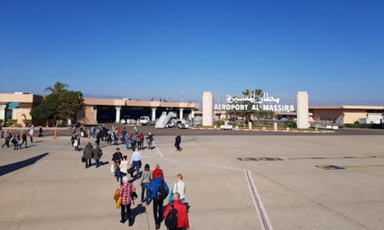 Location voiture à l'aeroport Agadir al Massira