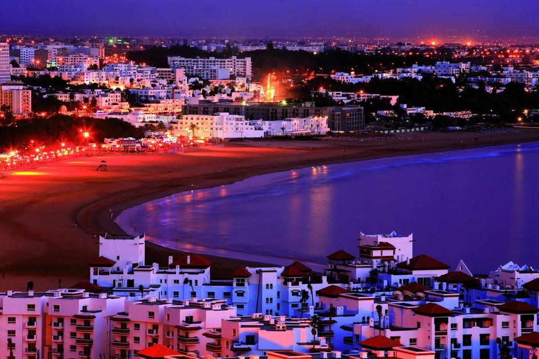 Voitures a Agadir