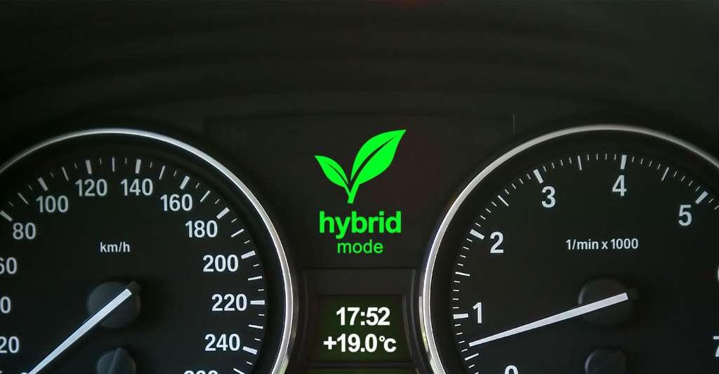 voiture hybride agadir