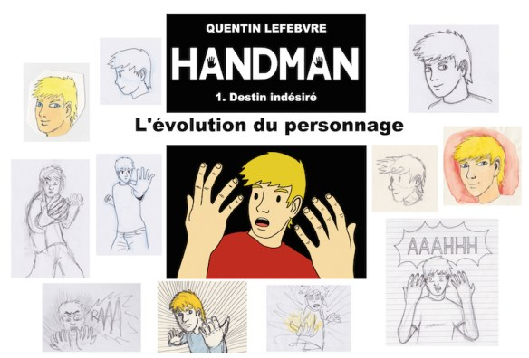 handman évolution du personnage