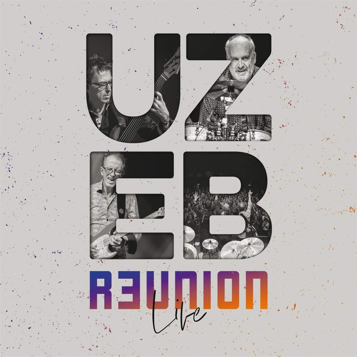 Uzeb Reunion cover art