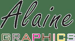 AlaineGraphics Logo