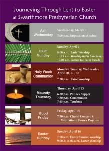 SPC Lent Postcard