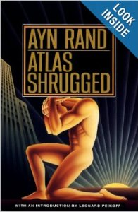 Atlas Shrugged book cover