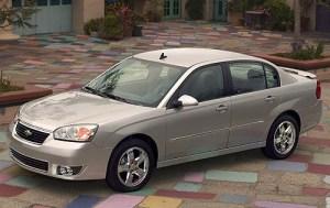 2007 Chevrolet Malibu. $6000