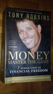 Book cover: Mony, Master the Game