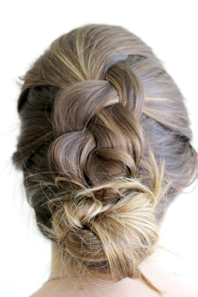 Braided Bun Edited
