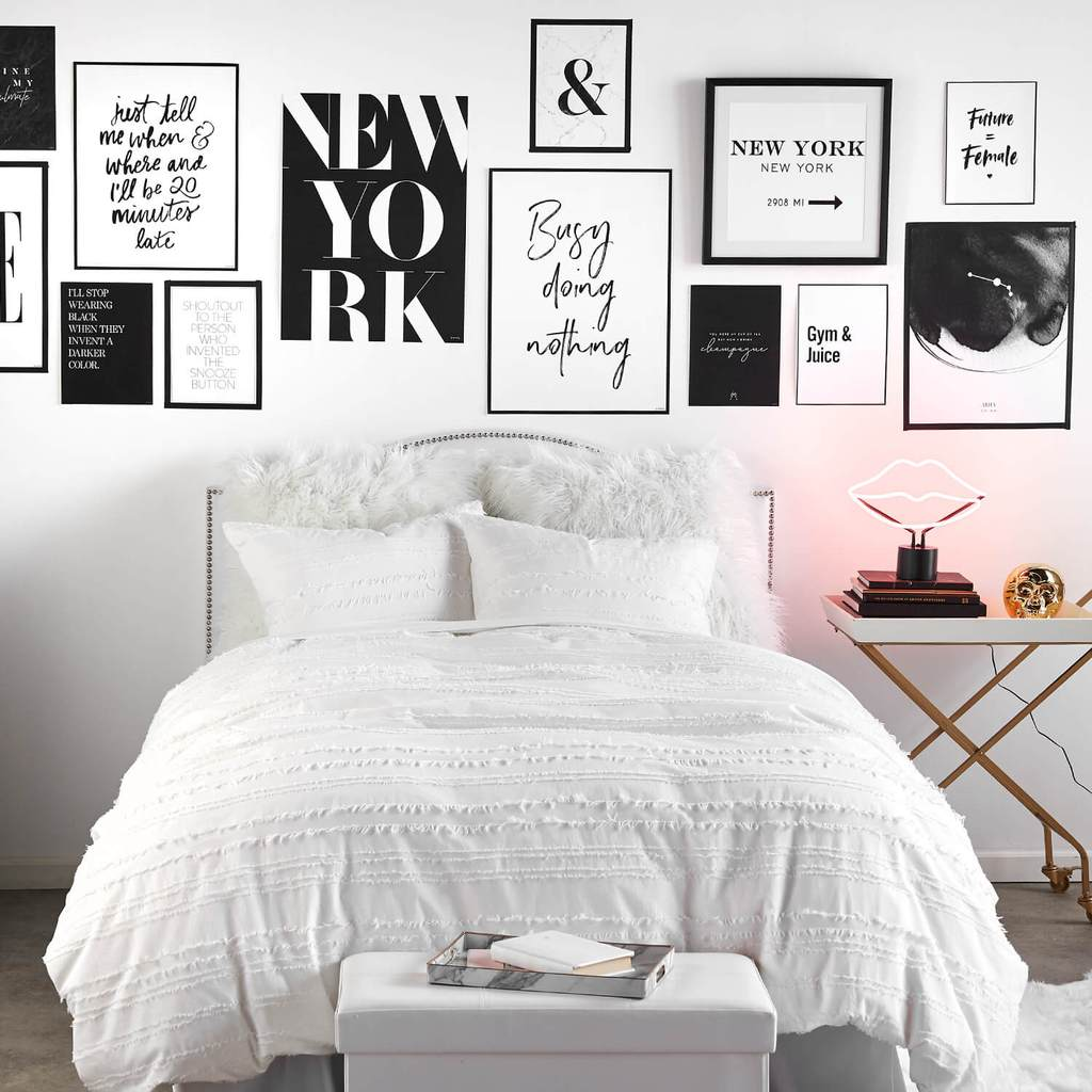 New York Apartment Bedroom Ideas Boys Blue Bedroom Bedroom With Almirah Designs Bedroom Interior Design Tumblr: Where To Buy Dorm Decor