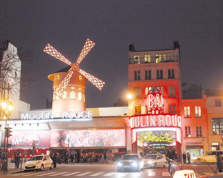 باريس عاصمة الدعارة عندما يصبح البغاء نشاطا مشروعا الأخبار