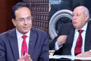 الصحفى مجدى دربالة يناقش معدل النمو فى مصر
