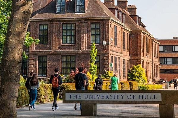جامعة هال البريطانية