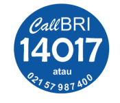 Call-BRI-14017 Kantor Bank BRI di Batang Kapas SB