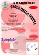 Festa otto marzo 2011