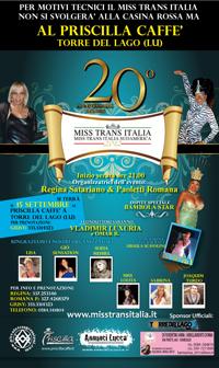 Miss trans Italia 2012