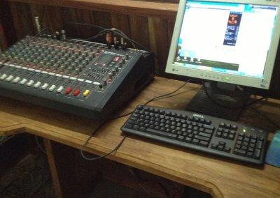 Radio Rurale per favorire la coesione sociale tra le zone rurali del Dipartimento della Menoua, Dschang-Cameroun