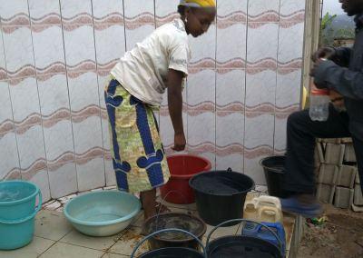 Progetto Ntzeh: sviluppo idrico in tre villaggi della regione della Menoua, Cameroun.