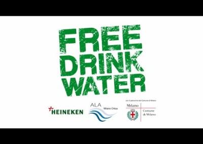 Operazione Free Drink Water (Heineken Italia)