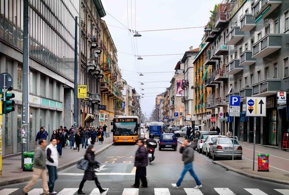 Risk Assessment Via Padova e limitrofe (fase I)