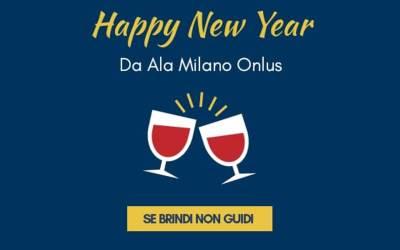 Happy new year da ALA Milano Onlus