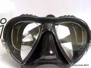 Cressi Diving Mask