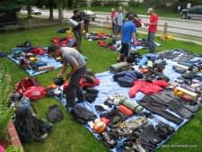 Sorting gear for Denali
