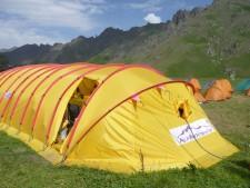 Elbrus Base Camp