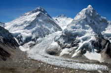 Everest from Pumori