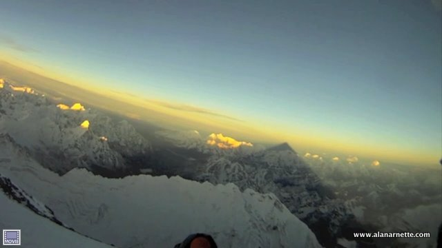 Everest Shadow May 21, 2011