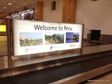 Alpamayo 2012: Leaving Lima