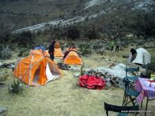 Alpamayo 2012:A Beautiful View