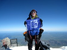Documentary on Alan's 7 Summits Climb for Alzheimer's