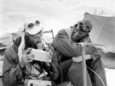 George Lowe Hillary Everest