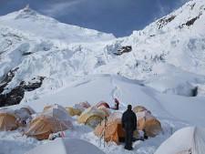 Manaslu Camp 1