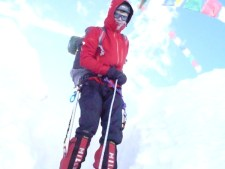 Everest 2014: Interview with Alex Staniforth - Young and Motivated