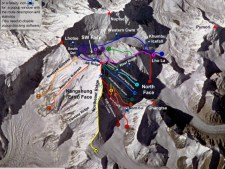 3c74c6366773 Comparing the Routes of Everest - 2018 edition | The Blog on ...
