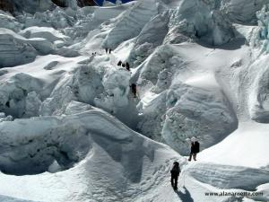 everest icefall popcorn