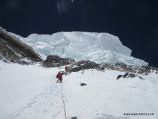 Summits Pushes Begin on K2 and the Karakorum