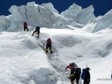 Khumbu Icefall 2015Khumbu Icefall 2015