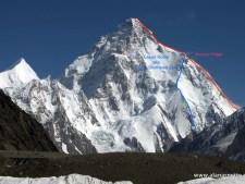 2018/19 Winter K2, Nanga Parbat but No Everest