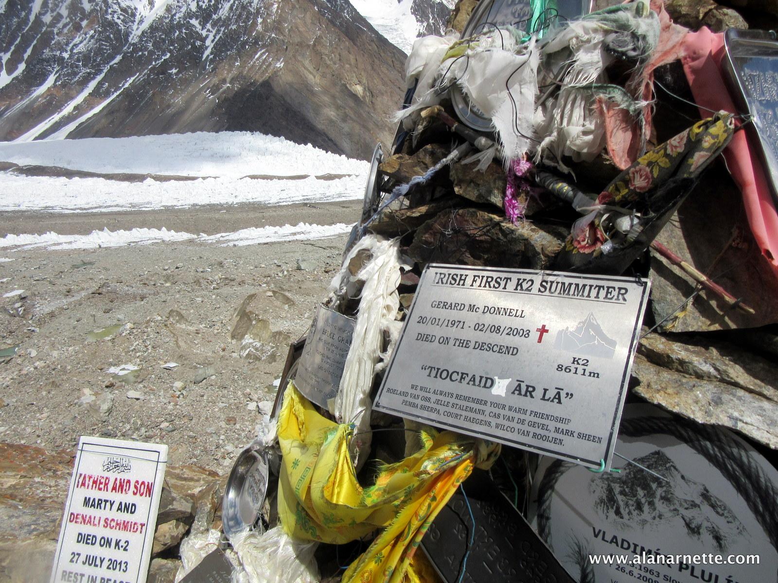 K2 Memorial