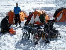 Alpamayo High Camp