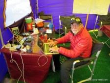 Alan blogging on K2