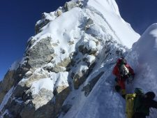 Everest/Lhotse 2016: Wave #3 Summits and Major Push On