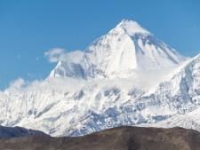 Autumn Himalayan Climbing: Manaslu, Dhaulagiri, Lhotse