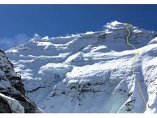 Nobukazu Kuriki's Everest Route