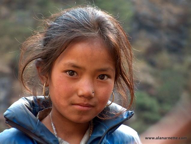 Khumbu Children
