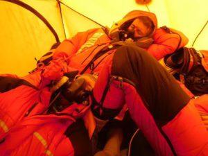 George Kashouh on Everest 2017