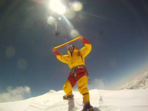 Horia Colibasanu on Everest